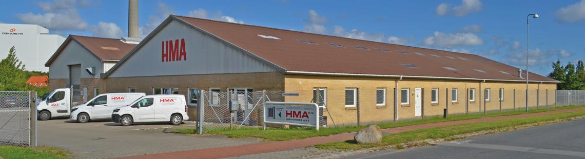 Maskinfabrikken HMA